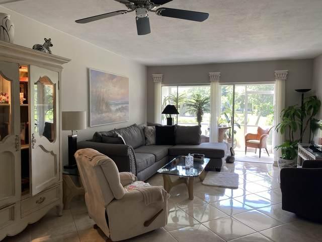 2460 SW 22nd Avenue #805, Delray Beach, FL 33445 (#RX-10708318) :: Ryan Jennings Group
