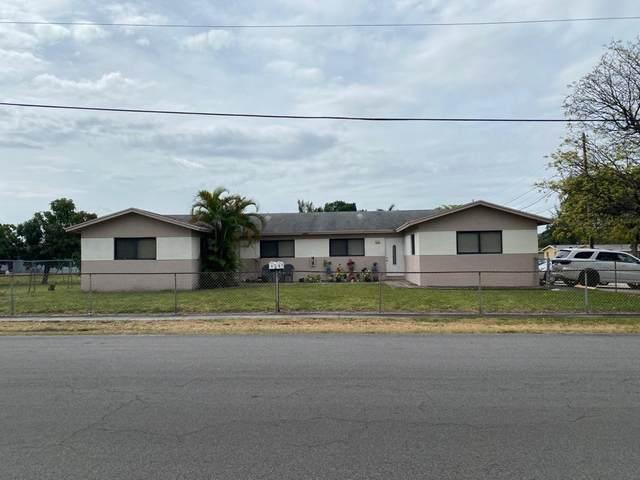 1495 NW 2nd Street, Dania Beach, FL 33004 (#RX-10708327) :: Posh Properties
