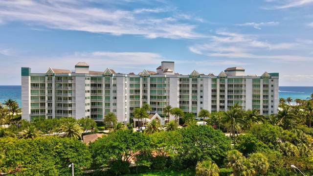 800 S Ocean Boulevard #505, Boca Raton, FL 33432 (MLS #RX-10708342) :: Lucido Global