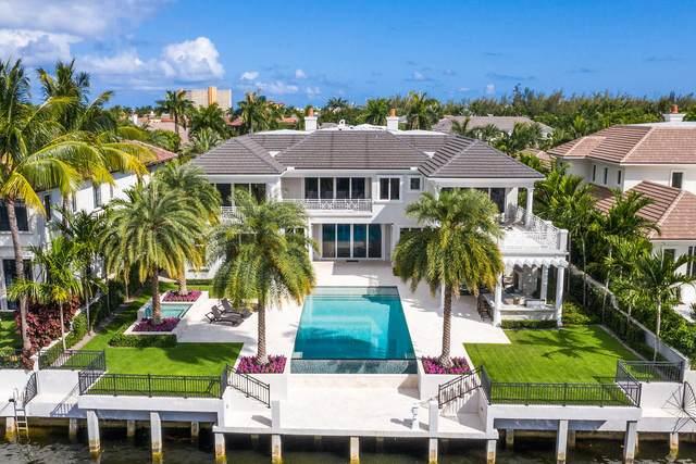 311 E Key Palm Road, Boca Raton, FL 33432 (MLS #RX-10708355) :: Berkshire Hathaway HomeServices EWM Realty