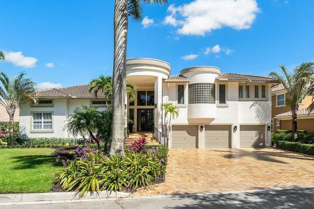 6250 NW 120th Drive, Coral Springs, FL 33076 (#RX-10708371) :: Michael Kaufman Real Estate