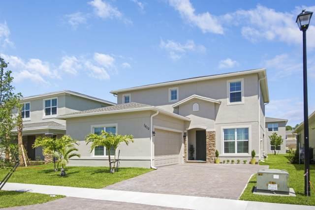 1610 NW Vivanco Street, Port Saint Lucie, FL 34986 (MLS #RX-10708380) :: The Jack Coden Group