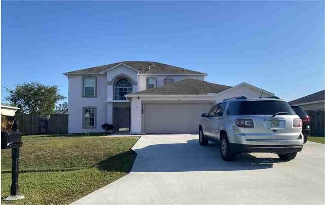 1142 SW Sudder Avenue, Port Saint Lucie, FL 34953 (MLS #RX-10708383) :: The Paiz Group