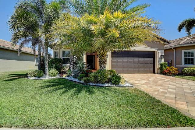 11818 Dawson Range Road, Boynton Beach, FL 33473 (MLS #RX-10708393) :: The Jack Coden Group