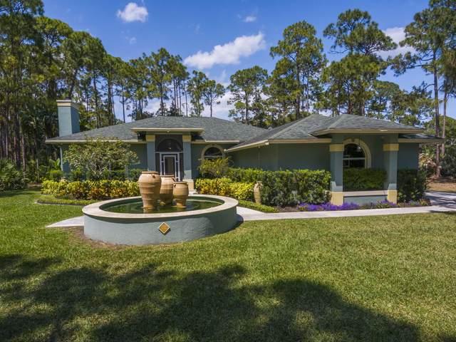 13299 Citrus Grove Boulevard, The Acreage, FL 33412 (MLS #RX-10708404) :: The Paiz Group