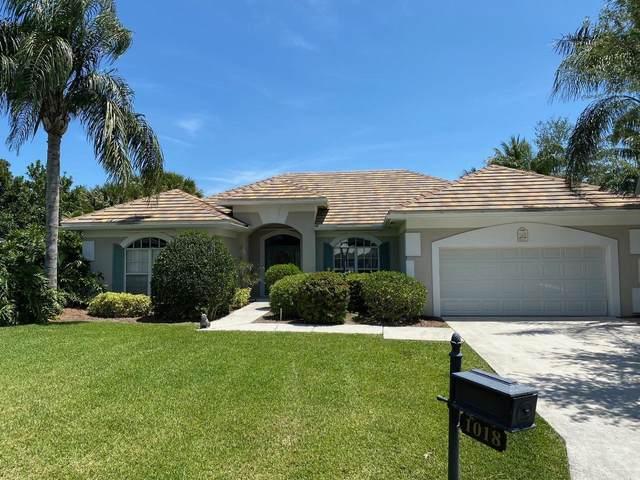 1018 Woodfield Circle, Palm Beach Gardens, FL 33418 (#RX-10708411) :: Real Treasure Coast