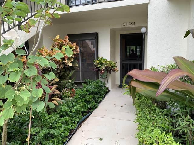 3103 Lucerne Park Drive, Greenacres, FL 33467 (#RX-10708430) :: The Rizzuto Woodman Team