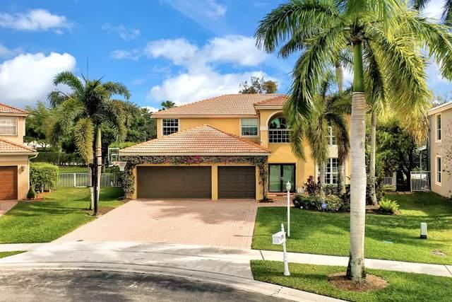 12590 Yardley Drive, Boca Raton, FL 33428 (#RX-10708467) :: Michael Kaufman Real Estate
