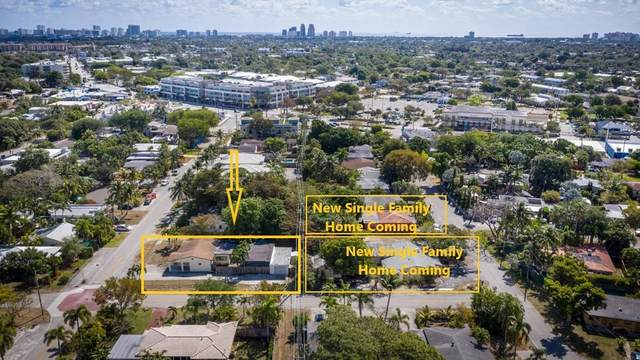 300 NE 21st Court, Wilton Manors, FL 33305 (MLS #RX-10708489) :: Castelli Real Estate Services