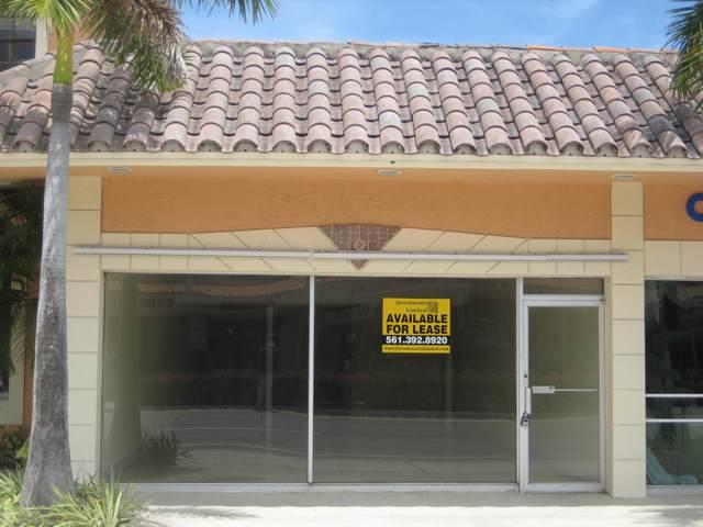 64 S Federal Highway, Boca Raton, FL 33432 (#RX-10708525) :: Posh Properties