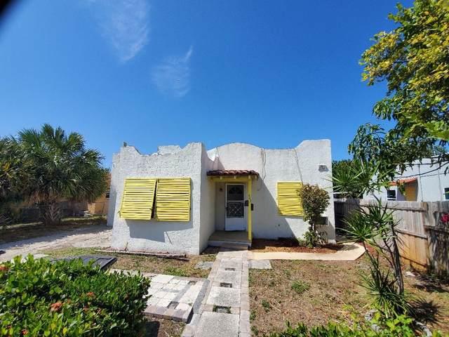 443 Malverne Road, West Palm Beach, FL 33405 (MLS #RX-10708529) :: The Paiz Group