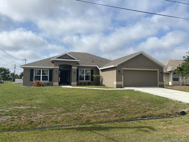 4409 SW Gagnon Road, Port Saint Lucie, FL 34953 (MLS #RX-10708537) :: The Jack Coden Group