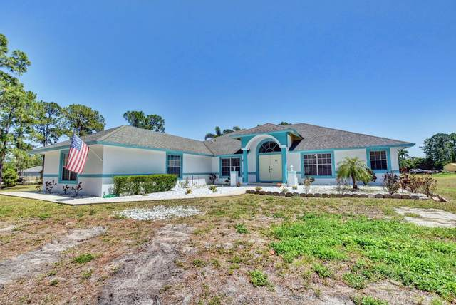 17996 42nd Road N, Loxahatchee, FL 33470 (MLS #RX-10708554) :: The Jack Coden Group