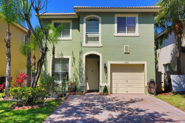 4291 Lake Lucerne Circle, West Palm Beach, FL 33409 (MLS #RX-10708574) :: The Jack Coden Group