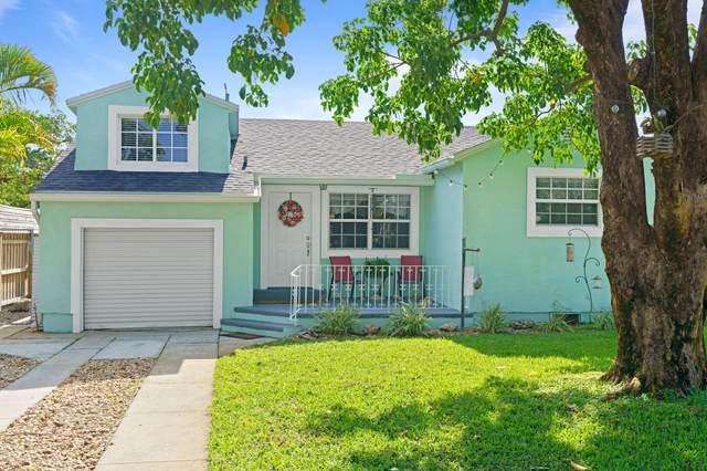 1020 N L Street, Lake Worth Beach, FL 33460 (MLS #RX-10708589) :: The Jack Coden Group