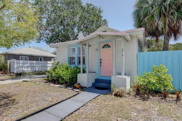 416 N F Street, Lake Worth, FL 33460 (MLS #RX-10708590) :: The Jack Coden Group