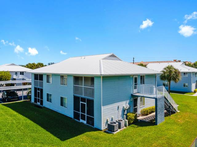 133 SE Village Drive #133, Port Saint Lucie, FL 34952 (#RX-10708617) :: Real Treasure Coast