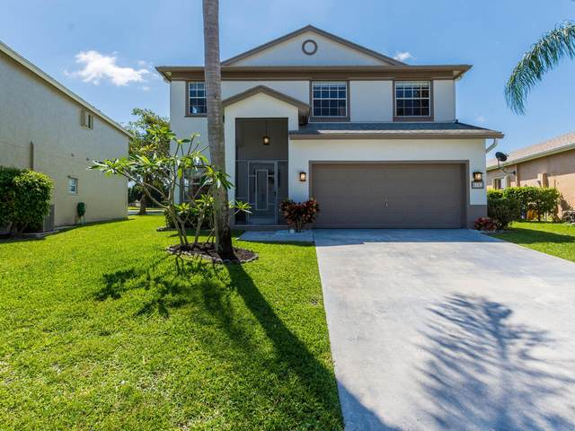 6312 Lansdowne Circle, Boynton Beach, FL 33472 (MLS #RX-10708618) :: The Paiz Group