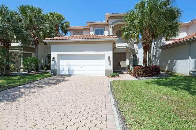 7109 Old Orchard Way, Boynton Beach, FL 33436 (#RX-10708620) :: Real Treasure Coast