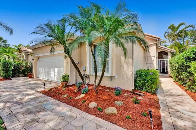 11067 Springbrook Circle, Boynton Beach, FL 33437 (#RX-10708640) :: Real Treasure Coast