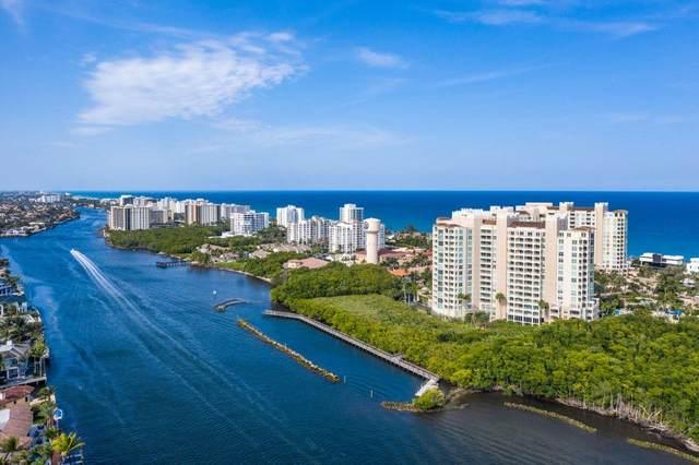3720 S Ocean Boulevard #1504, Highland Beach, FL 33487 (#RX-10708661) :: Ryan Jennings Group
