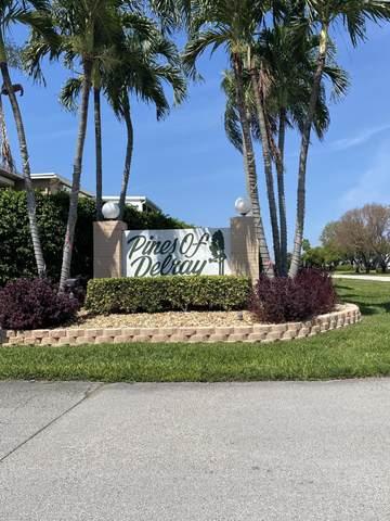 1051 Orange Ter 101 Terrace #101, Delray Beach, FL 33445 (#RX-10708670) :: Real Treasure Coast