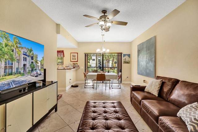 2810 Grande Parkway #106, Palm Beach Gardens, FL 33410 (#RX-10708708) :: Real Treasure Coast