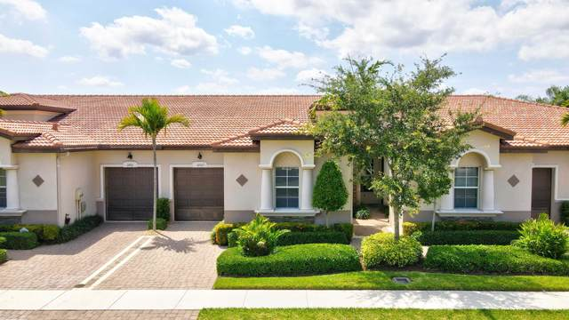14907 Barletta Way, Delray Beach, FL 33446 (MLS #RX-10708724) :: The Jack Coden Group