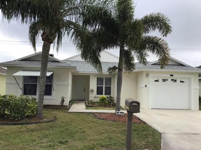6618 Alemendra, Fort Pierce, FL 34951 (MLS #RX-10708740) :: The Jack Coden Group