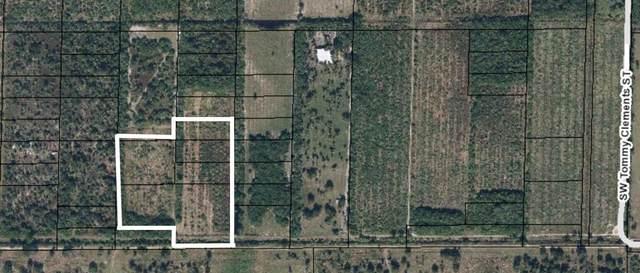 Xxx SW Tommy Clements Street, Indiantown, FL 34956 (#RX-10708754) :: Posh Properties