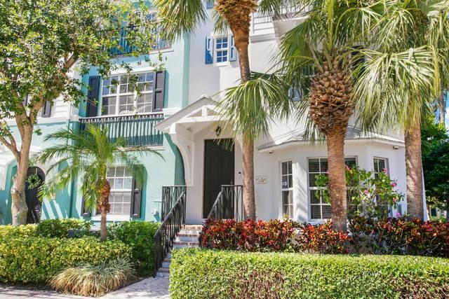 536 S Mallory Circle, Delray Beach, FL 33483 (#RX-10708766) :: Real Treasure Coast