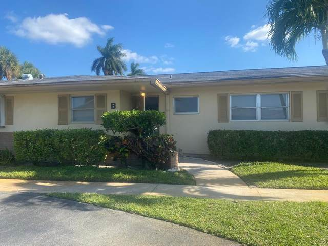 2601 Barkley Drive W B, West Palm Beach, FL 33415 (#RX-10708797) :: Real Treasure Coast
