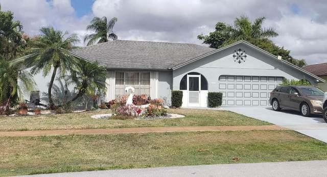 11711 Laurel Valley Circle, Wellington, FL 33414 (MLS #RX-10708811) :: The Jack Coden Group