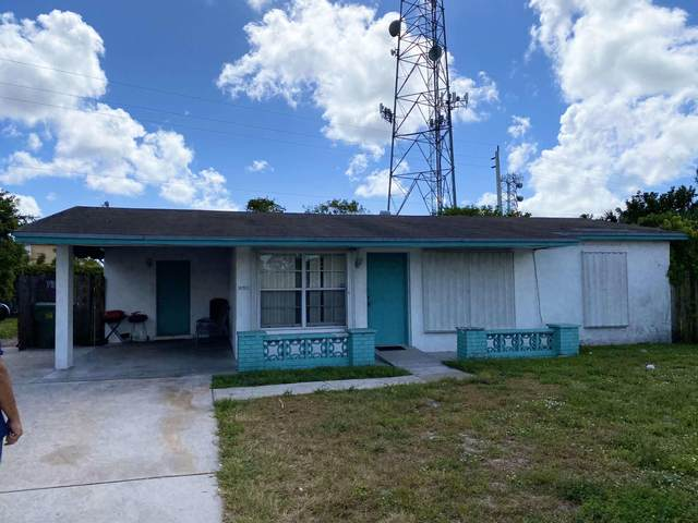 1830 NW 32 Avenue, Lauderhill, FL 33311 (MLS #RX-10708836) :: Castelli Real Estate Services