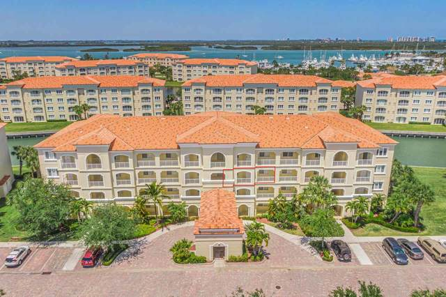 19 Harbour Isle Drive W #204, Fort Pierce, FL 34949 (#RX-10708845) :: Real Treasure Coast