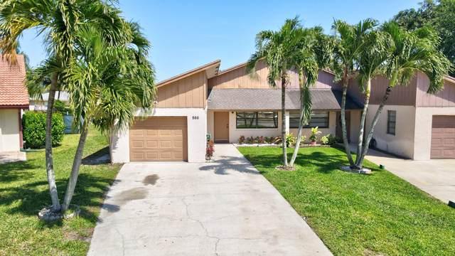 866 Lantern Tree Lane, Wellington, FL 33414 (MLS #RX-10708852) :: Berkshire Hathaway HomeServices EWM Realty