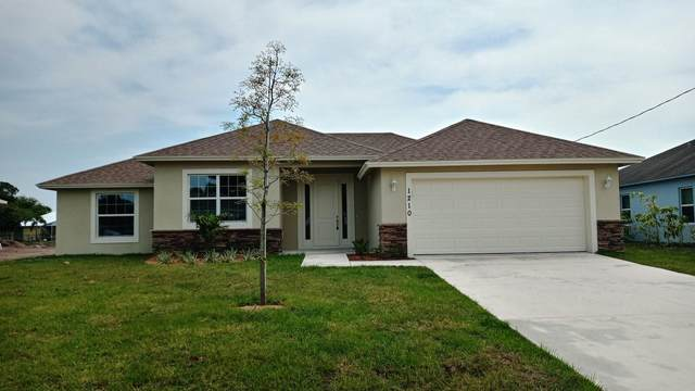 1210 SW Jericho Avenue, Port Saint Lucie, FL 34953 (MLS #RX-10708853) :: The Jack Coden Group