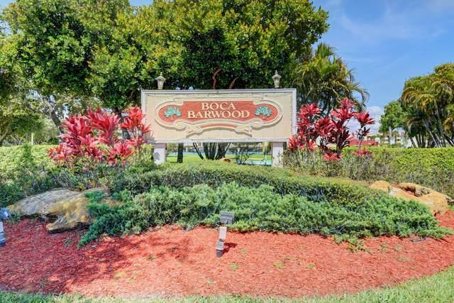 23279 Barwood Lane N #409, Boca Raton, FL 33428 (#RX-10708861) :: Real Treasure Coast