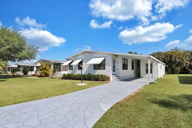 2667 SW Olds Place, Stuart, FL 34997 (MLS #RX-10708864) :: The Jack Coden Group