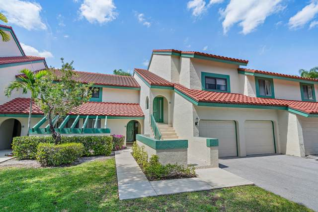 15 Lexington Lane E C, Palm Beach Gardens, FL 33418 (#RX-10708866) :: Real Treasure Coast
