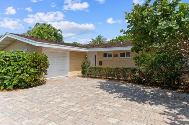 943 W Camino Real, Boca Raton, FL 33486 (#RX-10708881) :: Michael Kaufman Real Estate