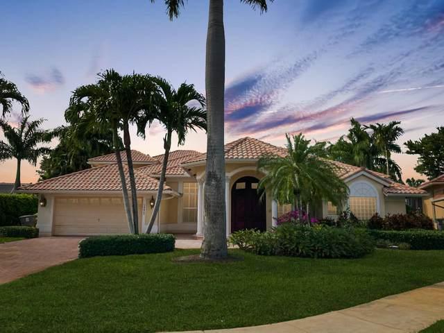 19047 Cypress Crik Court, Boca Raton, FL 33498 (#RX-10708886) :: Real Treasure Coast