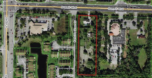 6352 Summit Boulevard, Greenacres, FL 33415 (MLS #RX-10708891) :: The Paiz Group