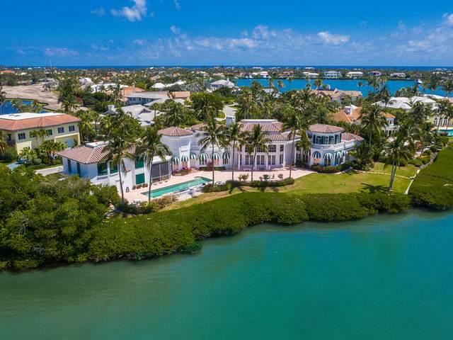 6440 SE Harbor Circle, Stuart, FL 34996 (MLS #RX-10708892) :: The Jack Coden Group