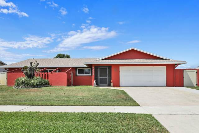5373 Sandhurst Circle N, Lake Worth, FL 33463 (#RX-10708895) :: Real Treasure Coast