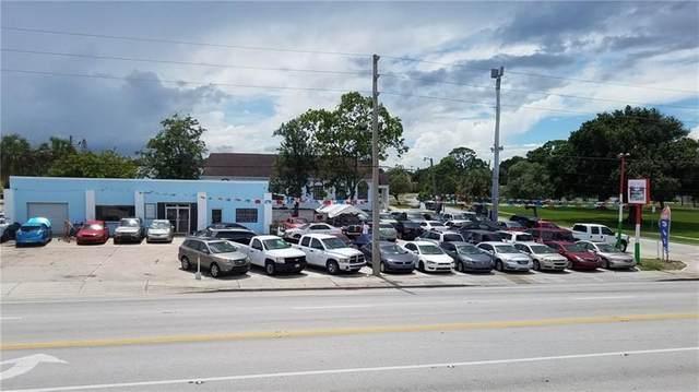 901 S Us Hwy 1, Fort Pierce, FL 34950 (#RX-10708897) :: Real Treasure Coast