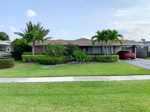 3660 Catalina Road, Palm Beach Gardens, FL 33410 (#RX-10708905) :: Real Treasure Coast