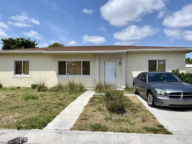 531 NW 34th Terrace, Lauderhill, FL 33311 (MLS #RX-10708906) :: The Jack Coden Group