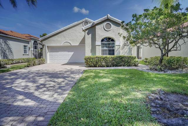 3949 Antigua Point Drive, Boca Raton, FL 33487 (#RX-10708911) :: Real Treasure Coast