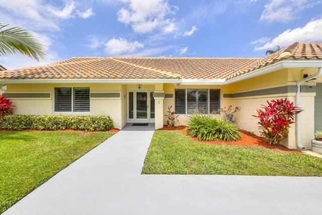 5999 Sunberry Circle, Boynton Beach, FL 33437 (#RX-10708912) :: Real Treasure Coast